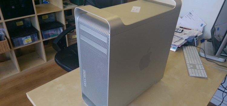 Early 2008 Mac Pro