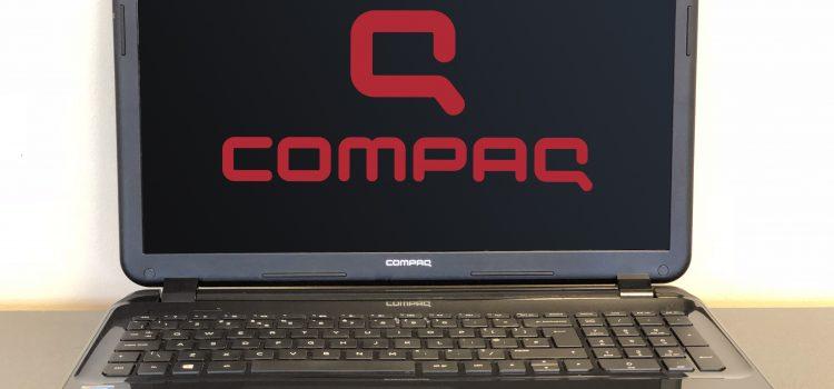 Compaq 15″ Refurbished Laptop – £140