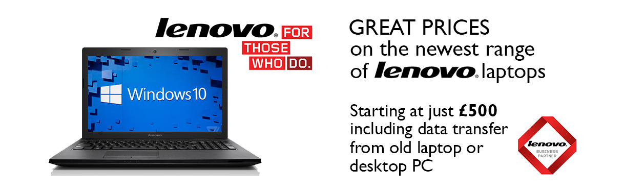 Lenovo Laptop P500 (Wide)