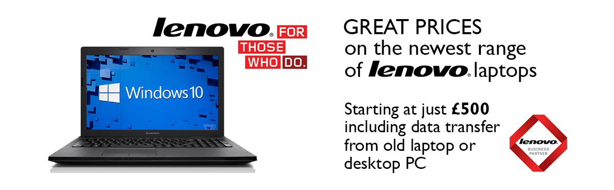 Lenovo Laptop P500 (Wide)