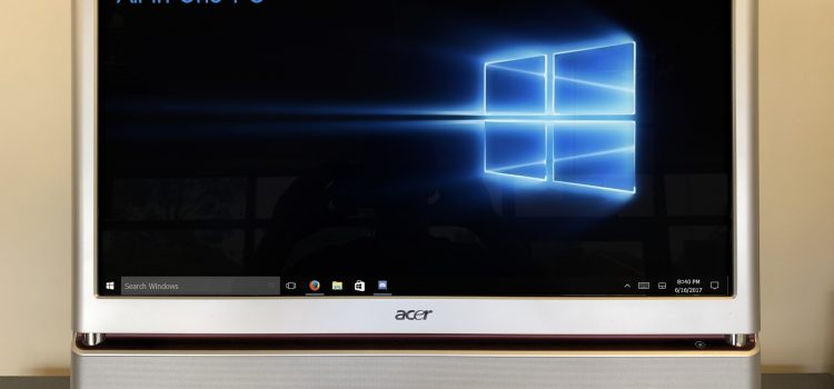 Acer Aspire Refurbished All-In-One PC – £175